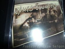 James Blundell Postcards From Saigon Australian CD Single – Like New