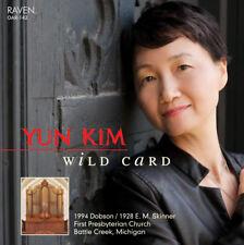 Wild Card: Yun Kim Plays the Dobson/Skinner Organ, Battle Creek, Michigan
