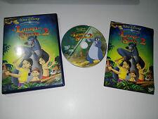 EL LIBRO DE LA SELVA 2 DVD + EXTRAS WALT DISNEY ESPAÑOL ENGLISH