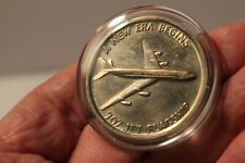 Medal:   AMERICAN AIRLINES  A New Era Begins  707 Jet Flagship  1959.