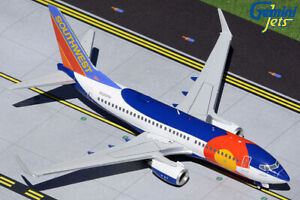 Gemini Jets 1:200 Southwest Airlines 737-700 Colorado One G2SWA460 IN STOCK