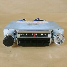 Fleetwood AM Radio Car Stereo Model C-100 Fits Jaguar Triumph MG  NOS