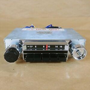 Fleetwood AM Radio Car Stereo Model C-100 Fits Jaguar Triumph MG  NOS