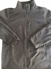 THE NORTH FACE Gordon Lyons Full Zip Sweater Jacket - Mens Medium - Dark Gray