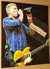 Pat Smear Signed Foo Fighters Autograph COA 8x10 3