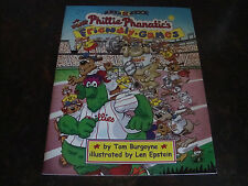 The Phillie Phanatic's Friendly Games---Illustrated---SGA---2012---8x10