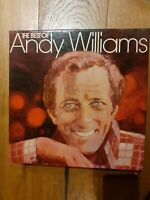 Andy Williams ‎– The Best Of Andy Williams GAND-6A 6 × Vinyl, LP Box Set EX+ EX+