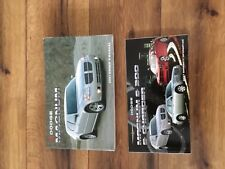 2007 DODGE MAGNUM OWNERS MANUAL PACKET SET