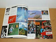 THUNDERBIRDS - SUPERMARIONATION GRAFFITI  BOOK.  1984