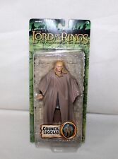 """2005 Toy Biz Lord Of The Rings Fellowship Of The Ring """"Council Legolas"""" Iop"""