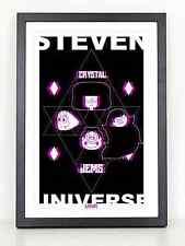 """Steven Universe Jems 17""""x26"""" poster print"""
