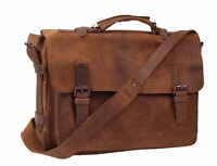 Harold's Umhängetasche natural Ledertasche Handtasche Henkeltasche 38x13x31cm