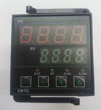 TERMOREGOLATORE DIGITALE 0 + 400° C XMTG-7511 24 VOLT DC  USCITA  SSR