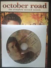 October Road - Season 2, Disc 1 REPLACEMENT DISC (not full season)