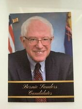 BERNIE SANDERS 2020 Pieces of Past Series 1 Presidential Edition Base Card #2