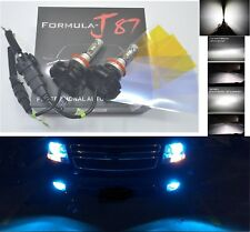 LED Kit X3 50W H11B 10000K Blue Two Bulbs Head Light Low Beam Replace Upgrade OE