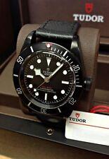 Tudor PATRIMONIO Nero Bay DARK 79230DK-Box & Scartoffie 2016