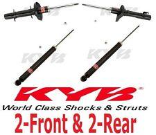 Set of 4 KYB Excel-G® Shocks/Struts (2-Front & 2-Rear) VW Beetle Golf Jetta