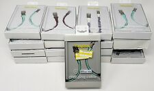 17-Count Lot of HeyDay Phone Charger Cables - Mixed Lot - Good Flea Market Item