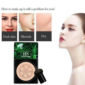 New Air Cushion Mushroom Head CC Cream Concealers Moisturizing BB Makeup Girls