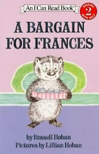A Bargain For Frances (Turtleback School & Library Binding Edition) By Russell