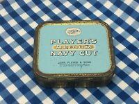 Vintage Players Medium Navy Cut.