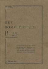 NORTH AMERICAN B-25 MITCHELL - BOMVLIEGTUIG MILITAIRE LUCHTVAART - T.D.Publ. 2&4