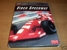 VIDEO SPEEDWAY ULTIMATE RACING EXPERIENCE PHILIPS CD-I INTERACTIVE COMPLETE