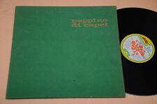 PEPPINO DI CAPRI LP NAPOLI IERI E OGGI 1°ST ORIG 1971 COPERTINA APR VELLUTATA EX