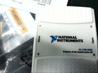 NATIONAL INSTRUMENTS, NI USB 6009 Low Cost Multifunction DAQ. Tested-Good