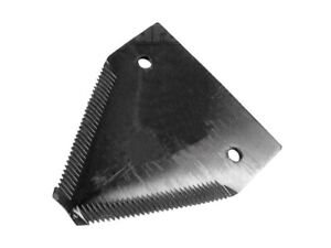 OVER SERRATED KNIFE SECTIONS (x25) FOR NEW HOLLAND 15 80 TC TX SERIES COMBINES
