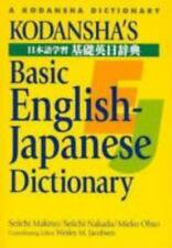Kodansha's Basic English-Japanese Dictionary (Japanese for Busy People), Nakada,
