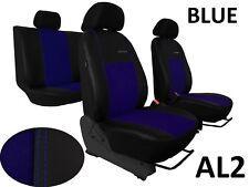 Ford Mondeo Titanium Mk5 de 2014 cubiertas de asiento de cuero Alicante hecha a medida