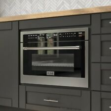 """ZLINE 24"""" Microwave Oven in Stainless Steel (MWO-24)"""