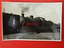 PHOTO  LMS LOCO NO 40670 STATION PILOT AT DUMFRIES 14//8/61