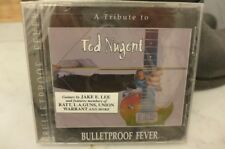 Ted Nugent A Tribute Bulletproof Fever CD NUOVO OVP Jake E. Lee Ozzy