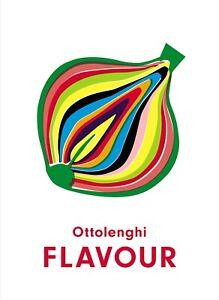 Ottolenghi FLAVOUR Restaurant Cookbooks by Yotam Ottolenghi Hardback NEW