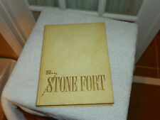 1950 STEPHEN F AUSTIN UNIVERSITY SFA Nacogdoches TX Yearbook Annual Stone Fort