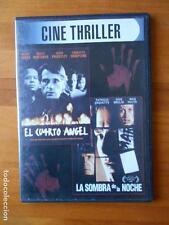 DVD EL CUARTO ANGEL / LA SOMBRA DE LA NOCHE - CAJA SLIM - LEER DESCRIPCION (Z3)