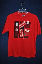 Vintage '80s 1987 Ctos Convergent Coke Parody Ngeneration Red t shirt M Usa