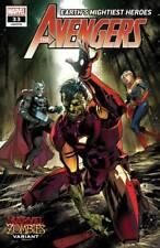 Avengers 33 Variant Marvel Zombies *Khonshu Moon Knight, March 2020, UK Seller*