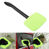 Microfiber Car Auto Wiper Windshield Cleaning Glass Window Cleaner Brush Tool