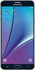 MINT A+ 9.5/10  Samsung Galaxy Note 5 N920 32GB Black Sprint- SHADOW ON LCD