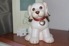 Thun , cane con cuore, altezza 23 cm.  Nuovo.