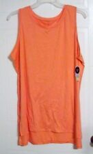 Bobbie Brooks Plus Woman's Hi-Low Tunic / Tank Top - Plus Size: 2X