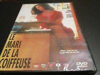 "DVD NEUF ""LE MARI DE LA COIFFEUSE"" Jean ROCHEFORT Anna GALIENA / Patrice LECONTE"