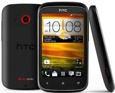 NEW HTC Desire C 3G (GSM UNLOCKED) 3.5'' LCD 5.0MP | Black Smartphone A320a