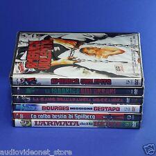 LOTTO 6 DVD HORROR THRILLER DA COLLEZIONE copie numerate a tiratuta limitata