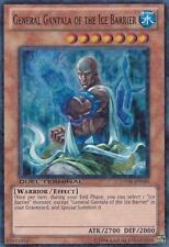 YuGiOh General Gantala of the Ice Barrier - DT04-EN084 - Super Parallel Rare - D