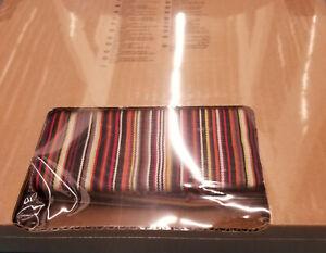 IKEA Mellby Armchair Cover KULLADAL Multicolor Stripes Chair Slipcover Xmas